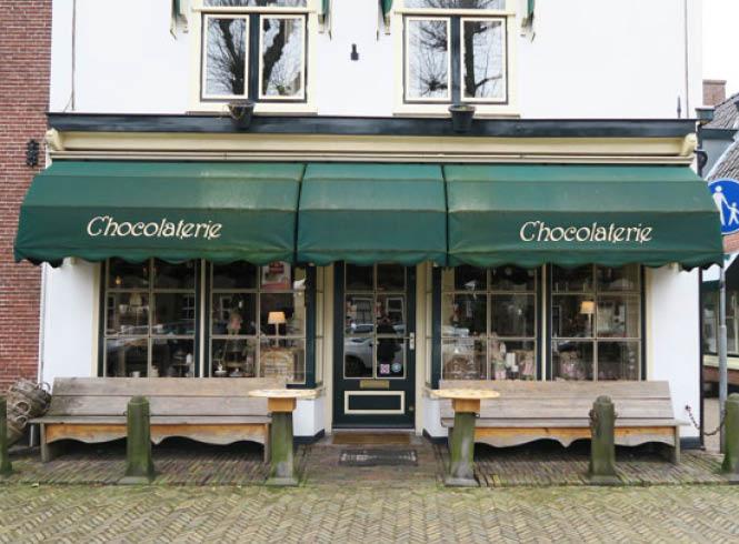 Chocolaterie Zoete Lekkernij